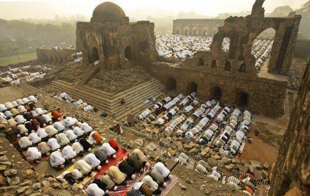 Balasan Allah Menjadi Buta Selepas Robohkan Masjid