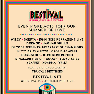 Bestival Skepta, Wiley and The Chuckle Brothers