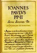 Canonización (carta decretal)