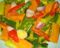 ... acar kuning timun enak dan lezat acar adalah resep makanan yang