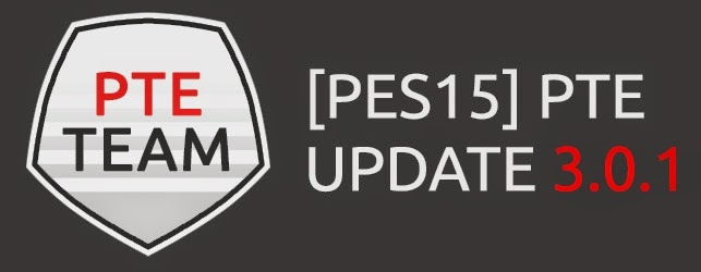 Download PTE Patch 3.0 Single link for PES 2015