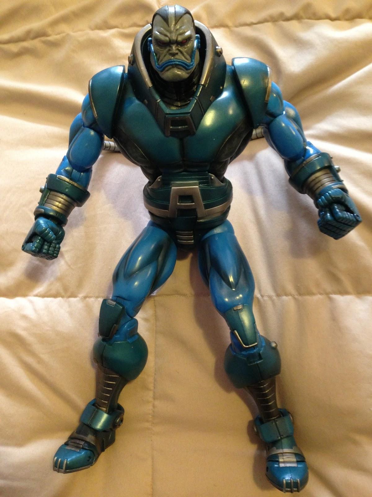 Marvel Legends Build-A-Figure BAF Part Piece GIANT MAN Left Foot Toybiz 2005