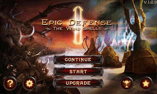 Epic Defense 2 Wind Spells Deluxe Android Games Full Version Free Download