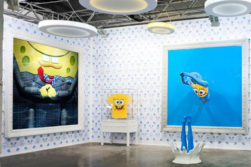 SpongeBob Square Pants interior 2