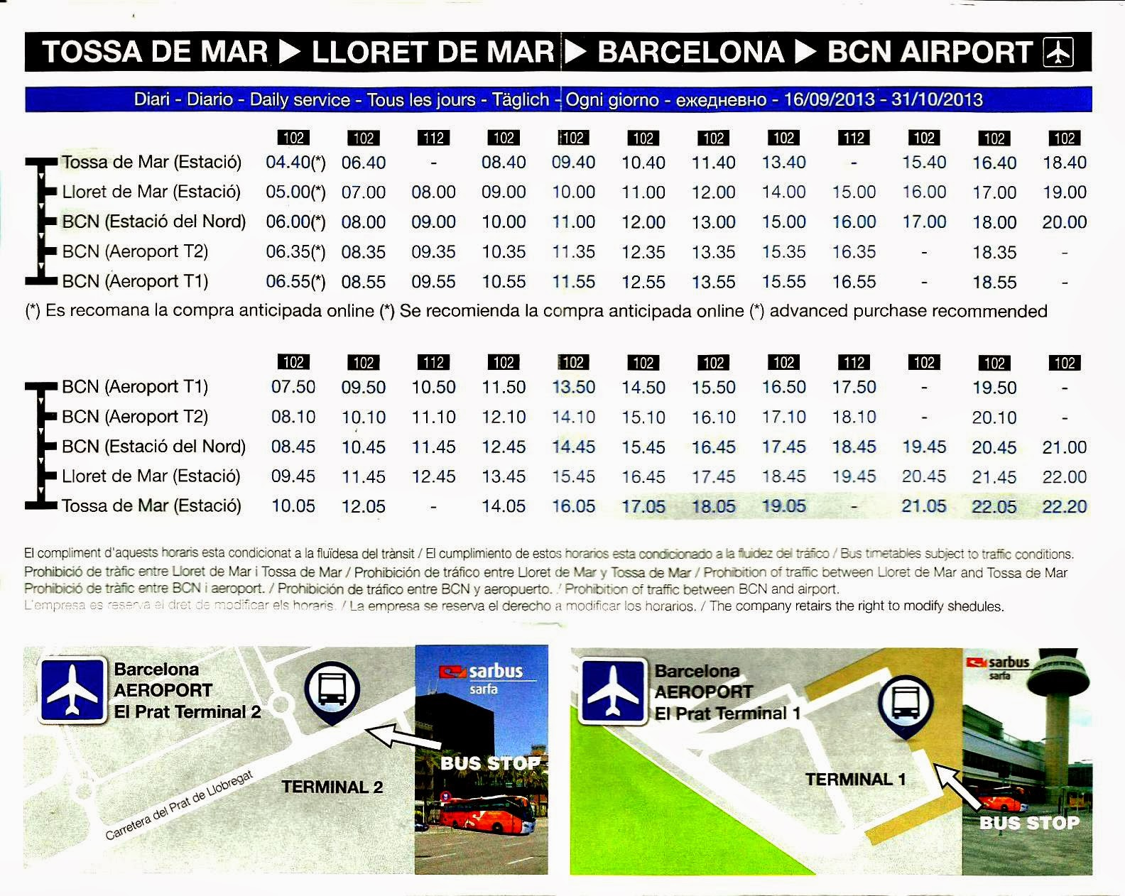 how to go to barcelona airport
