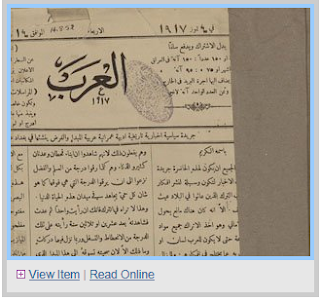 http://www.wdl.org/en/search/?collection=al-arab-newspaper-collection