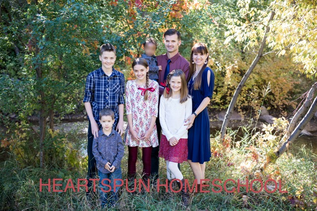 Our Heartspun Homeschool
