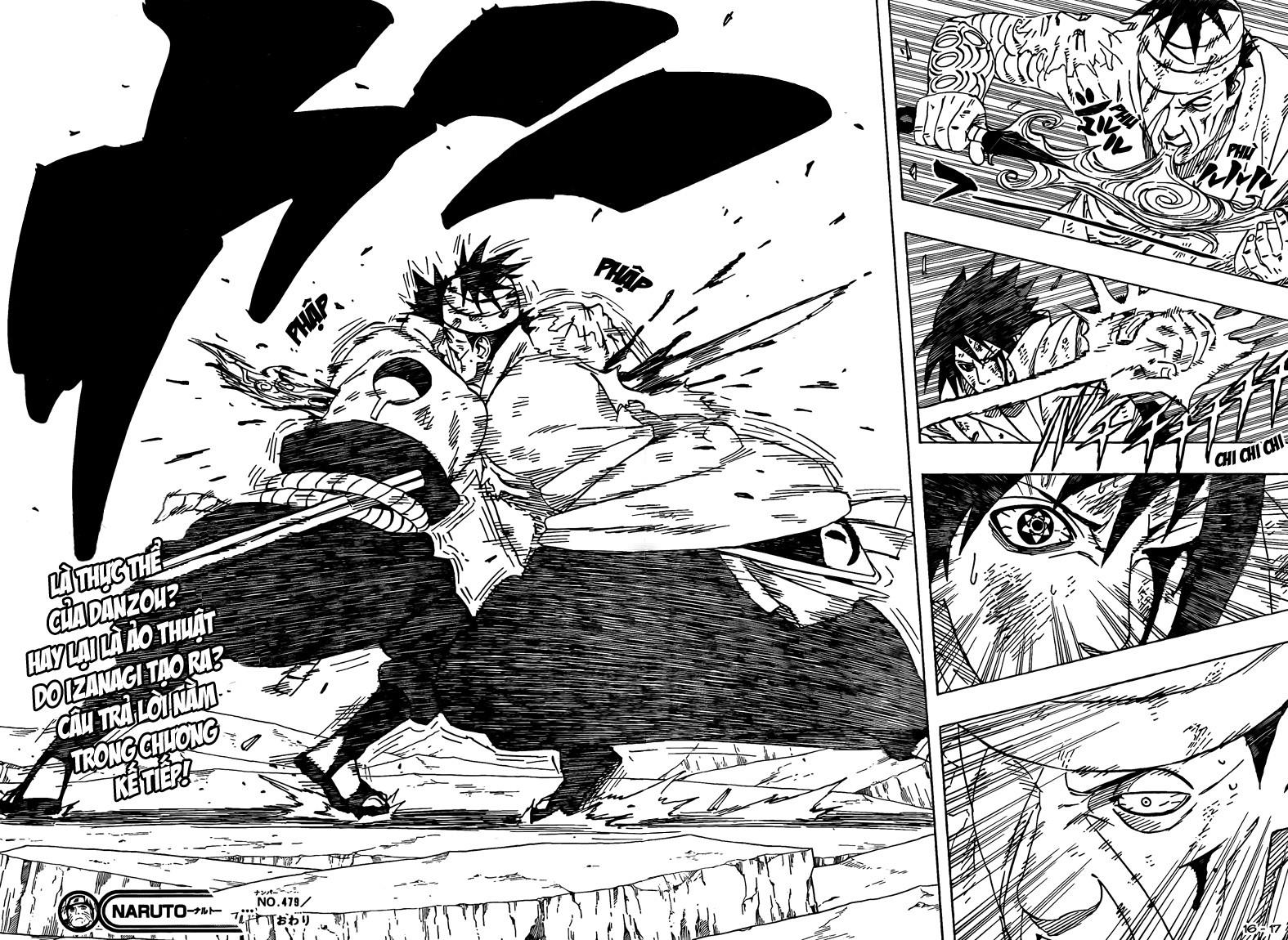 Naruto chap 479 Trang 15 - Mangak.info