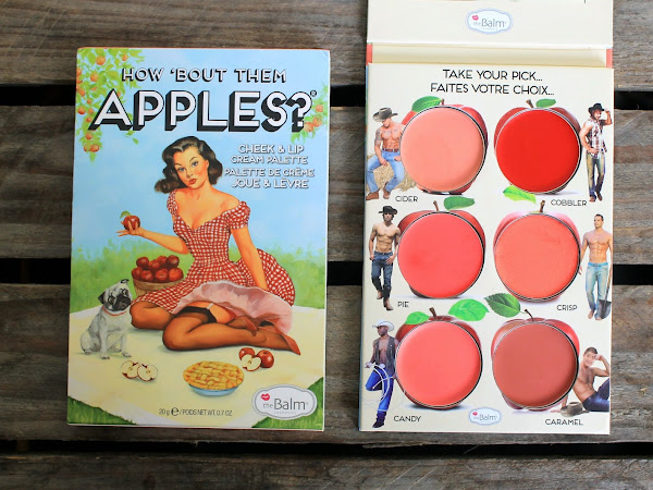 The Balm - How 'Bout Them Apples?