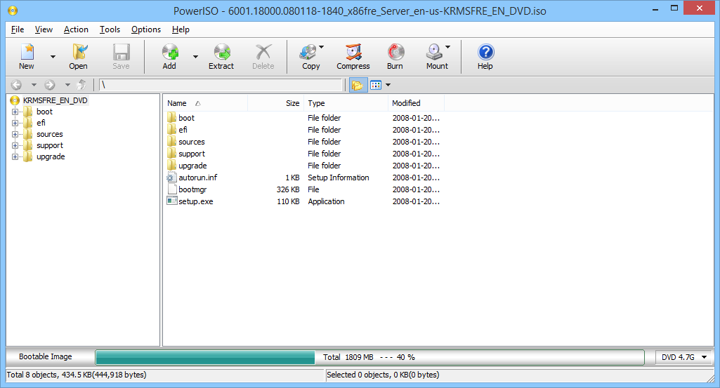 Download PowerISO 2014 Terbaru Full Version