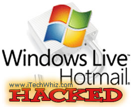 Account Hacked: Windows Live Mail/Hotmail Password Recovery