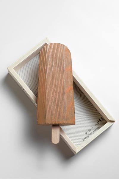 Paletas de madera flor de capomo for Paletas madera