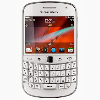Blackberry Dakota 9900 - Putih