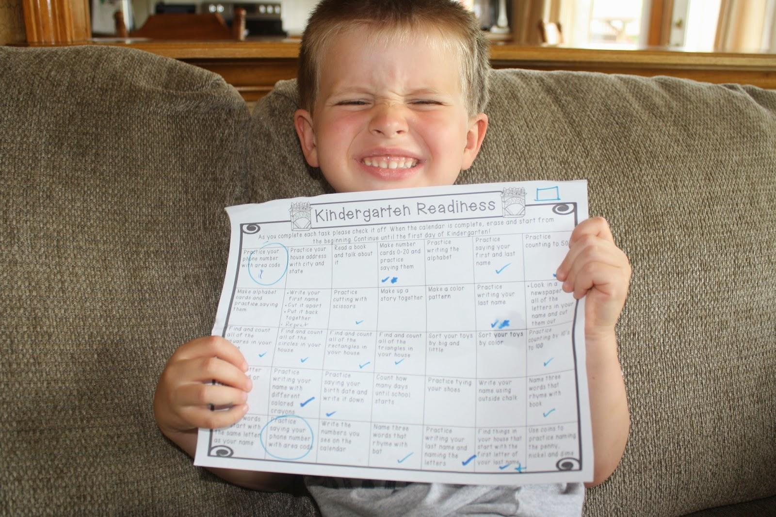 http://www.teacherspayteachers.com/Product/Kindergarten-Readiness-Skills-549006