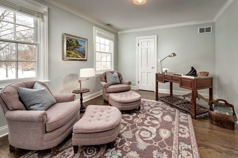The best in gray paint colors home with keki interior design blog for Stonington gray exterior paint