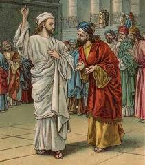How did the Pharisees and Sadducees differ in their beliefs?