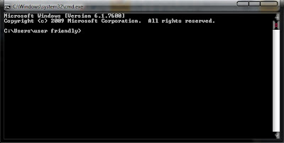 Cara Menyembunyikan File atau Folder Dengan CMD