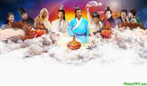 Tân Thần Y Đại Đạo 2014 - New Legend God Of Medicine 2014