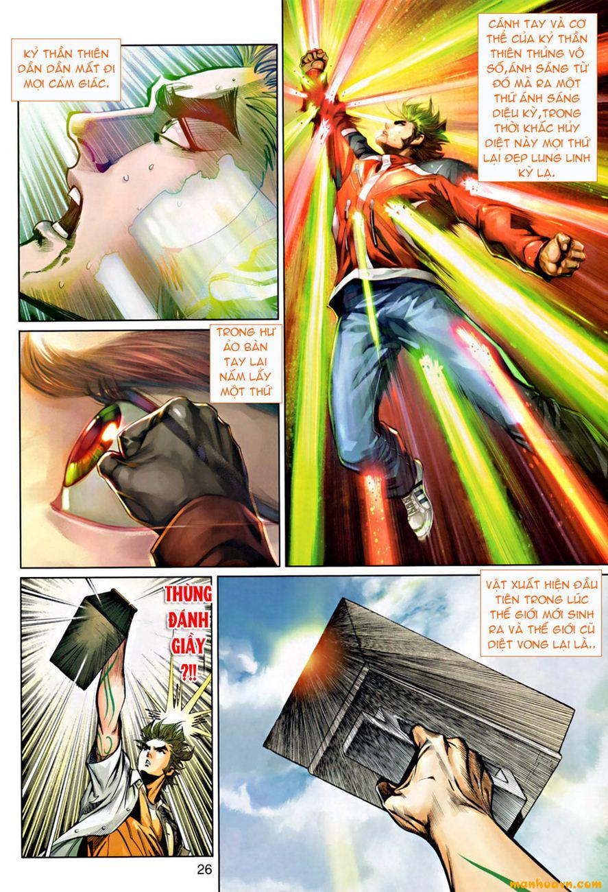 Thần Binh 4 chap 71 - Trang 24