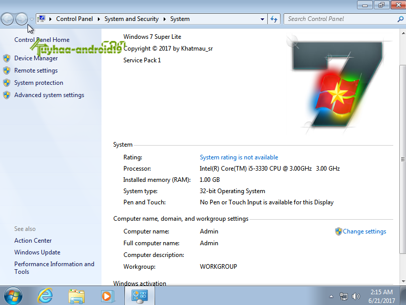windows 7 lite edition iso free download