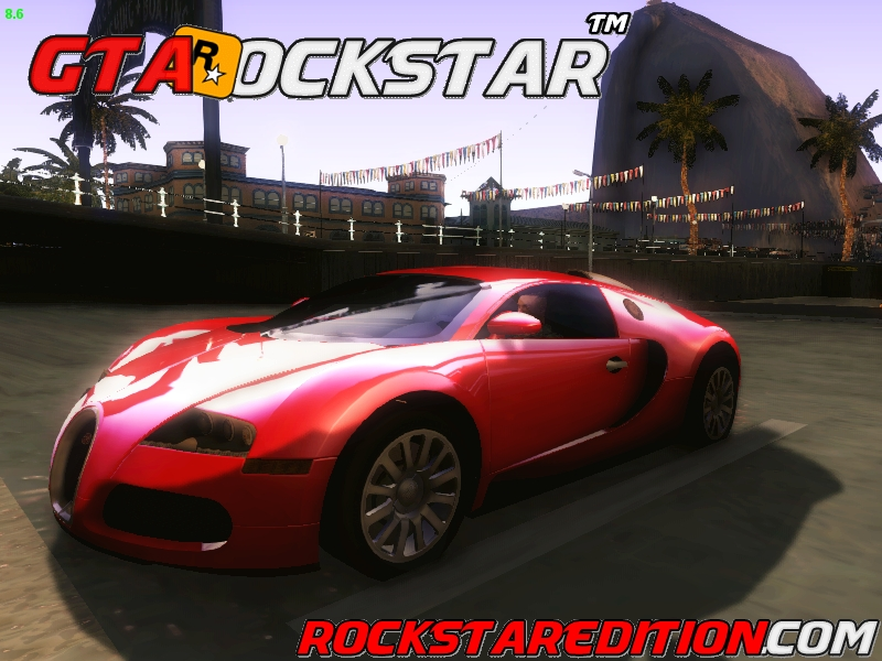 gta sa bugatti veyron 16 4 gta rockstar mods para gta san andreas gta. Black Bedroom Furniture Sets. Home Design Ideas