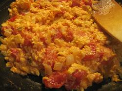 Rosita's Spanish Eggs