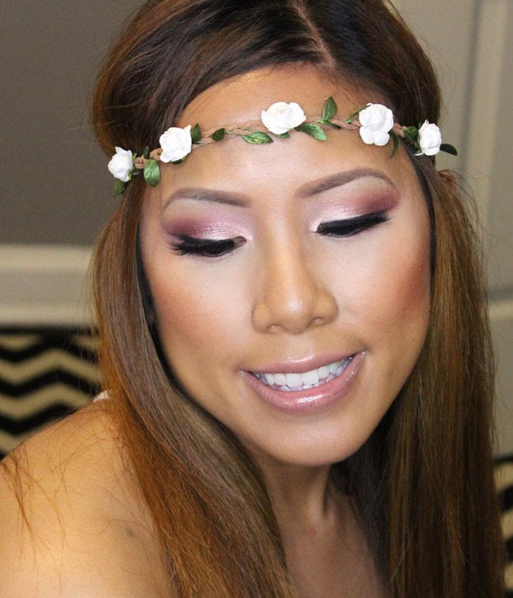 FOTD: Birthday Makeup