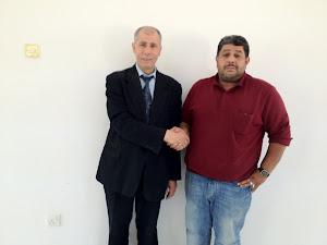 المرشح احمد شمام  عن بنغازي