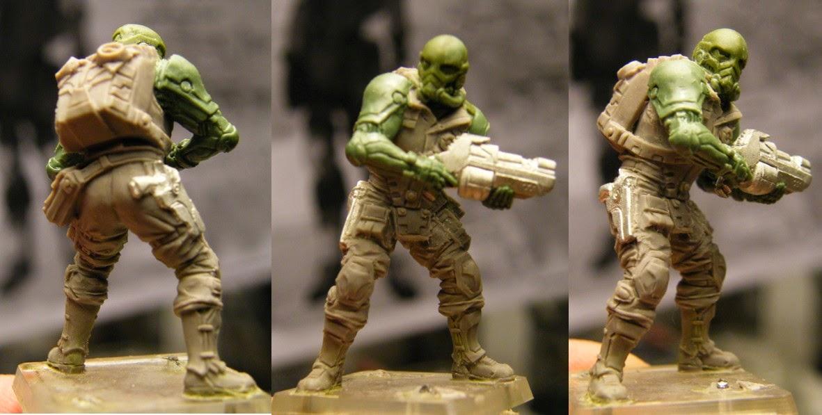 """""""Kaplan Tactical Services"""" por Pedro Fernández para Infinity"""