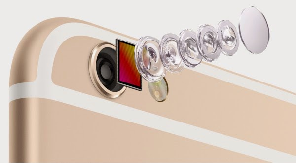The APN of iPhone 6 Plus does not like magnets lenses