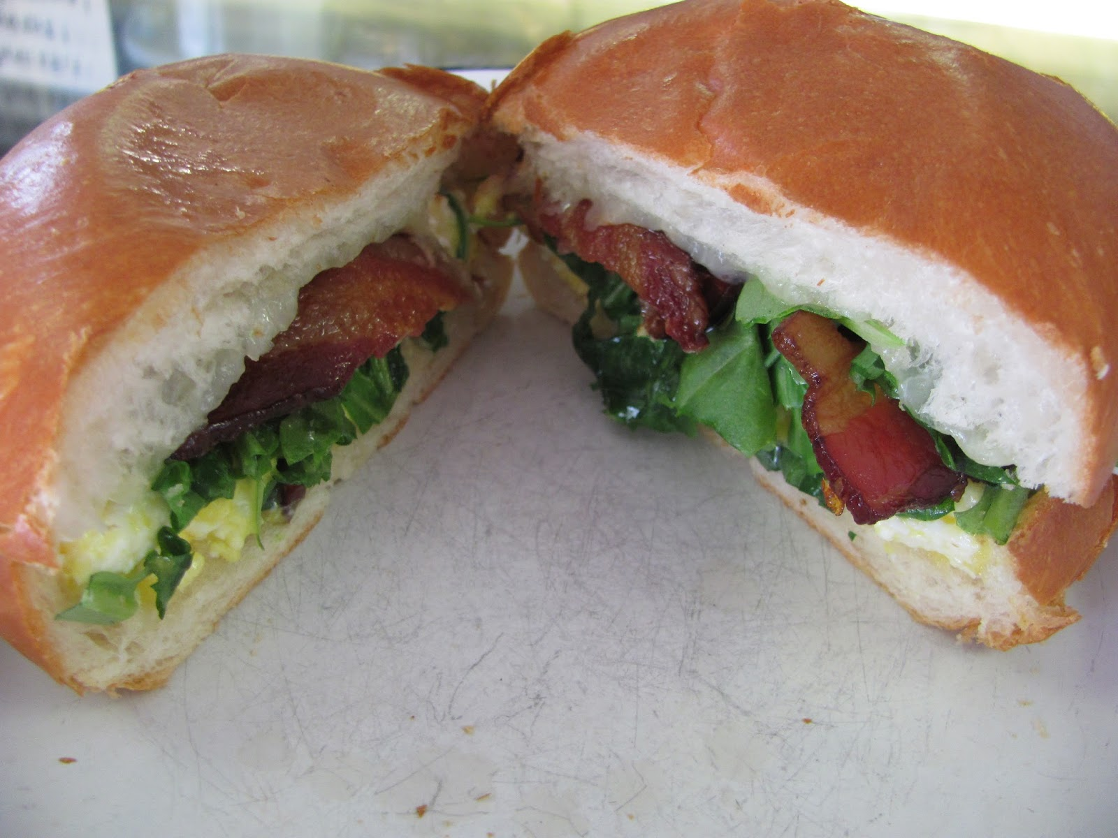 Theyearrounders guide to provincetown june 2015 i had my pop dutch breakfast sandwich with their tasty thick cut bacon nvjuhfo Choice Image