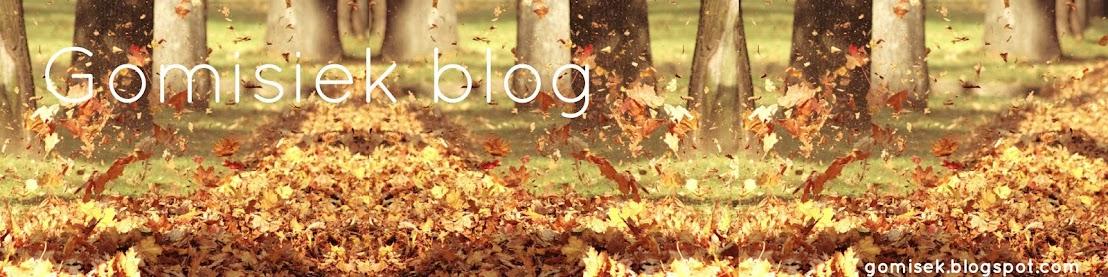 Gomisiek blog