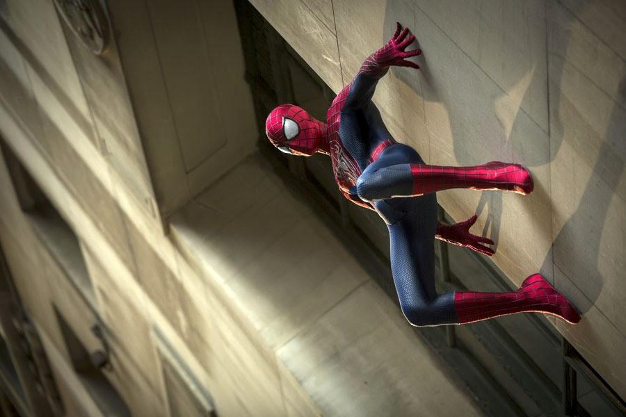 niesamowity spider man 2 online cały film