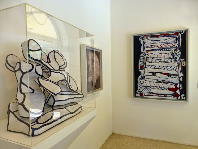Obras de Dubuffet, de la Hannelore B. and Rudolph B. Schulhof Collection