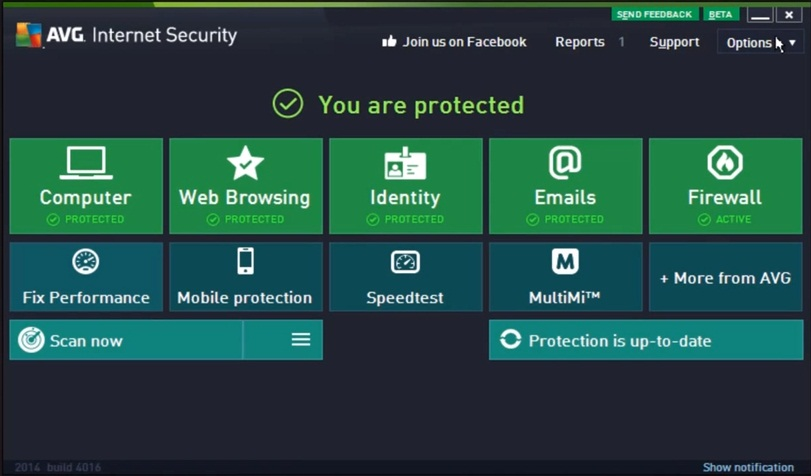 AVG Internet Security & Antivirus Pro Full Legal License