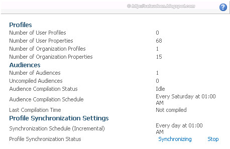 configure sharepoint user profile synchronization sharepoint 2010