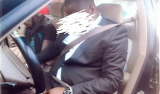 o Sad ; Lawyer, passenger found dead in car with engine running in Asaba