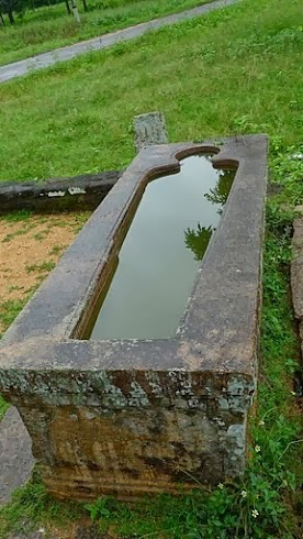 Granite bath tub, Mihintale hospital, oldest, the first medical institution, history Earth