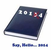 Selamat Tahun Baru 2014 - Tutup Buku, dan buka lembaran baru