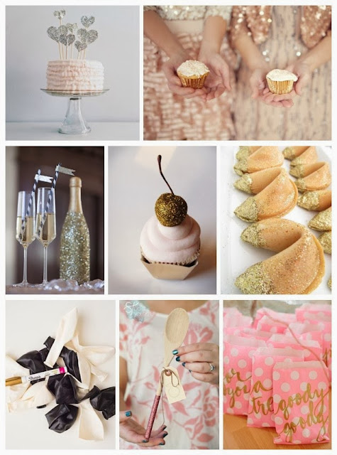 Glitter & Glam Hen Party Theme 02