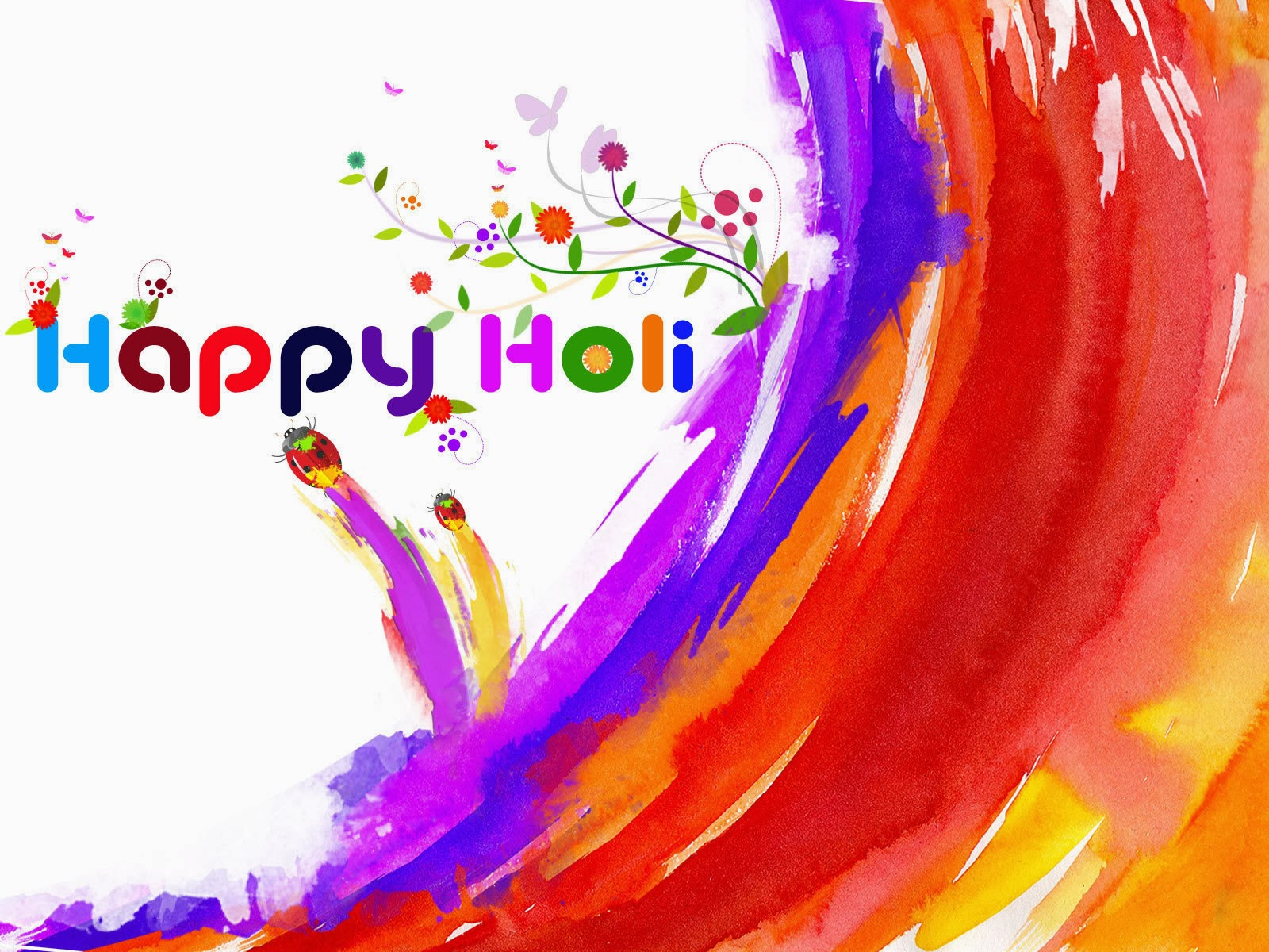 Happy Holi 2014 Hd Wallpapers