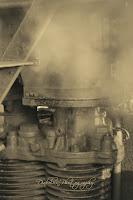 Parní ústrojí lokomotivy