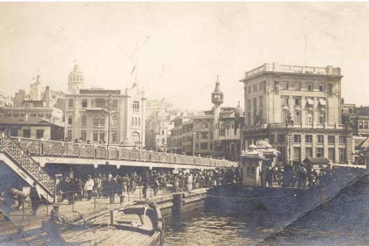 Wiener bank verein mavi boncuk for Galata 1875 suites
