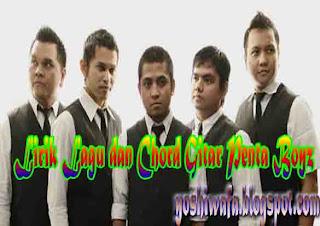 Chord Gitar Penta Boys Sayang Bilang Sayang