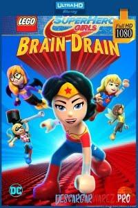 Lego DC Super Hero Girls: Fuga de cerebros (2017) 1080p Latino