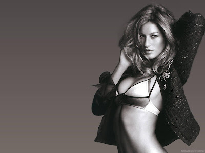 Gisele Bundchen Wide Screen Wallpaper-1440x1280