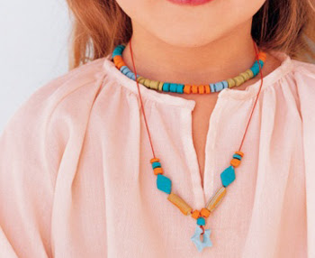 How to make jewelry for kids