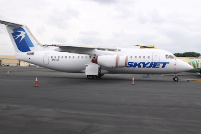 Civil Aviation Authority Lifts SkyJet Suspension