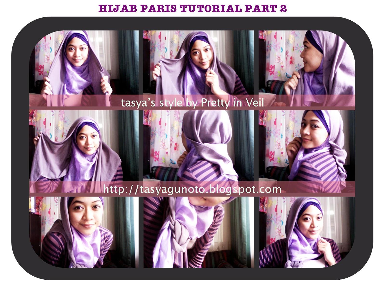 Hijab Tutorial Amethys Style Hijab Trade Fashion