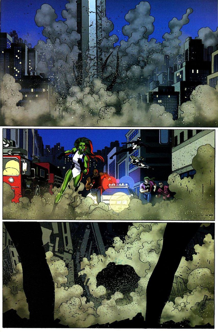 World War Hulk Chap 1 - Next Chap 2